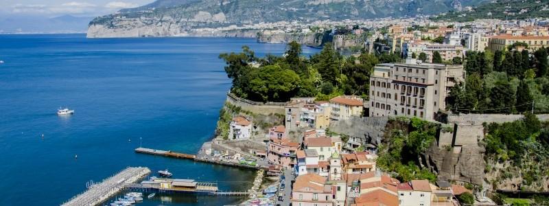 Vacanze al mare in Campania – Sorrento