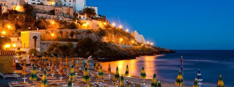 Sperlonga: vacanze balneari nel Lazio