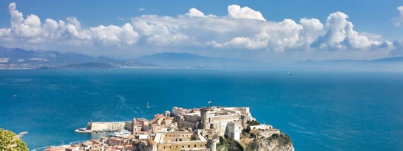 Turismo balneare e culturale a Gaeta (LT)